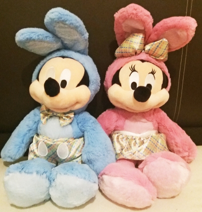 Beau and Silver Easter Bunnies.jpg
