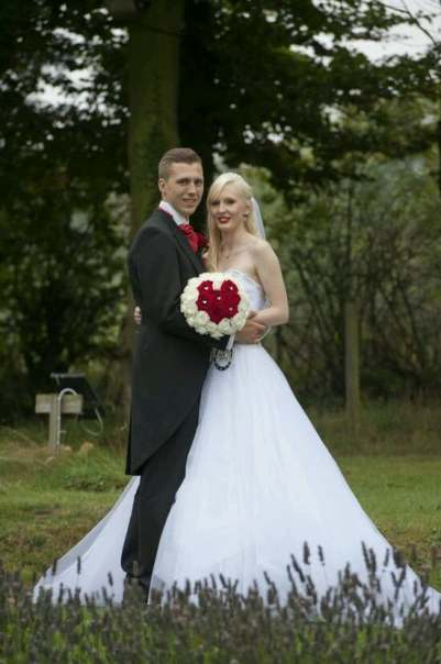Holly and Fabian wedding