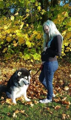autumn bump with alaska