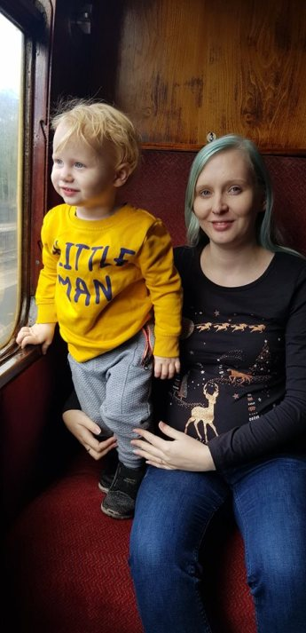 Train journey 2