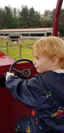 Beau riding tractor lightwater valley